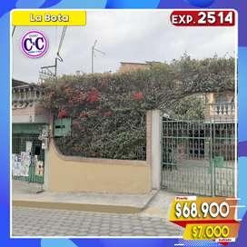 CxC Venta Casa Rentera, La Bota, Exp. 2514