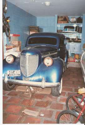Chrysler Royal Victoria 1938 limosina