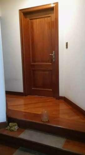 Hermozo pisos de madera