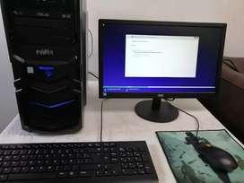 Computador completo i3 7100 séptima generación DDR4