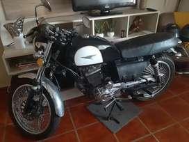 Vendo Moto Zanella Cecatto 150cc Edcicion limitada