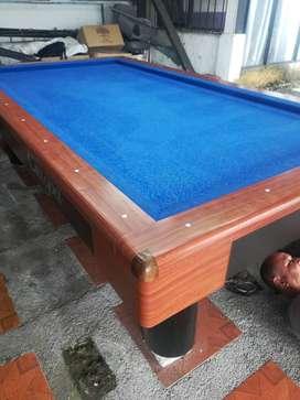 mesa de billar profesional