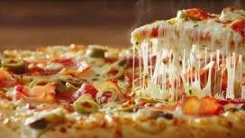 socio para elaboracion de pizzas