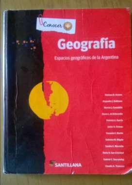 Libros Geografía