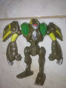 Muñecos de transformers vacanos
