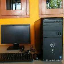 COMPUTADOR DE ESCRITORIO COMPLETO CORE I3,4gb/200 gb S.o WINDOWS 10