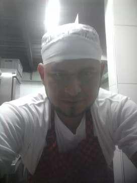 Ofrezco mis servicios en cocina y oficios varios