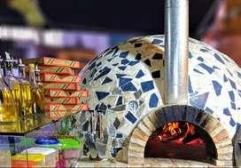 Venta de restaurante parrilla pizzería.