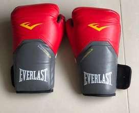 Se vende guantes de boxeo everlast