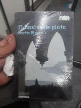 El BASTON DE PLATA (,nuevo)