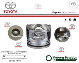 Pistones para Toyota Hilux