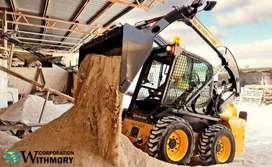 Tractor – Minicargador New Holland L215