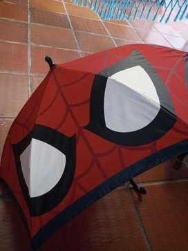 Paraguas para Niños Spiderman, excelente estado