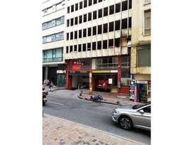 Vendo parqueadero, Centro de Bogotá, privado propiedad horizontal, servicio 24 horas, vigilancia