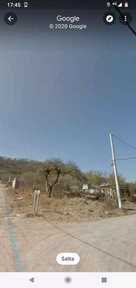 Terreno en venta, barrio San Lucas- Salta