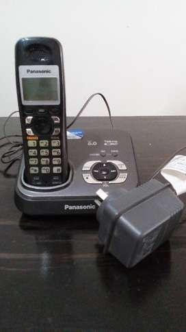 Telefono Inalambrico Panasonic