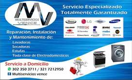 SERVICIO TÉCNICO ESPECIALIZADO EN LAVADORAS Y SECADORAS.