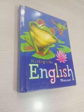 Moving Into English, grado 2 (Harcourt)