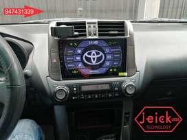 "Nueva Radio Toyota Prado 2010 - 2011 - 2012 - 2013 Android 10"""