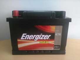 Bateria Energizer desde 92 Chevrolet, Hyundai, Kia, Nissan, Toyota, Ford, Mazda AUTOREPUESTOS MP QUITO