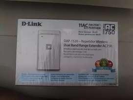 Repetidor de señal Wifi D-Link