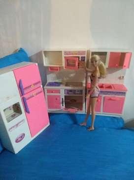 Muebles Barbie Combo O X Separado