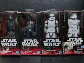 Starwars coleccionables originales