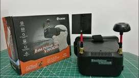 Drone sistema fpv lentes fpv con bateria
