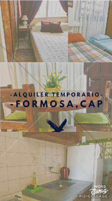 Dpto temporario en Formosa 0
