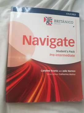 Libro Navigate Británico Básico 6 al 12