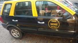 Taxi cadeteria