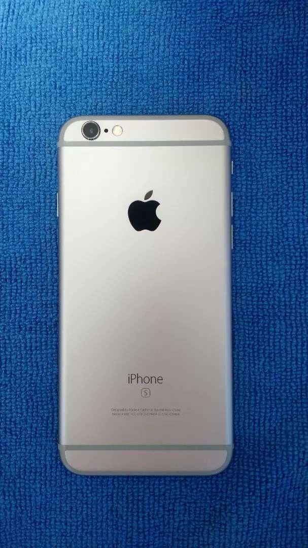 Apple iPhone 6s 64gb la cámara no funciona - batería al 96% - NO PERMUTO 0