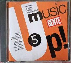 Music-up - Cd Nº 5 Revista Gente 1998 - Excelente