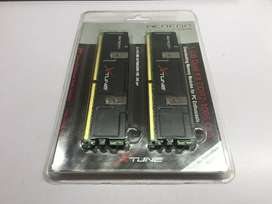 Memoria Ram Pc Kit 1gb 2x512mb Ddr2 8500 Nueva