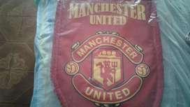 Banderín del Manchester United
