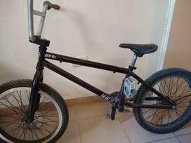 Vendo BMX con factura