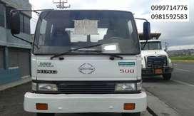 Se vende un camión Hino GD modelo 2000