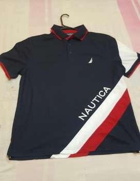 Camisetas Nautica tipo Polo