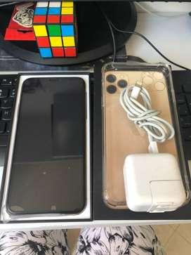 Iphone 11 pro max oro rosa