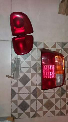 Luces de ford orion
