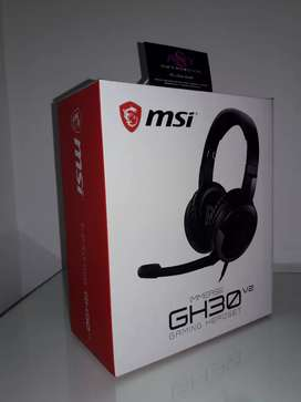 Auriculares Para Pc MSI GH 30 V2