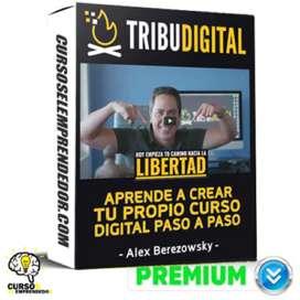 Tribu Digital - Alex Berezowsky