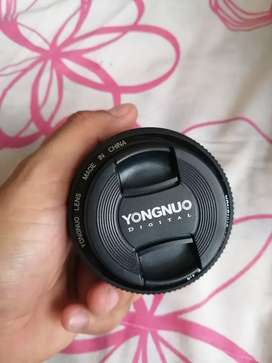 Lente 35mm YN