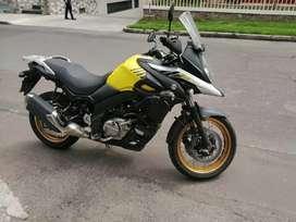 Vendo moto Suzuki V-Strom