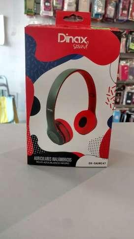 Auriculares inalámbricos Dinax sound