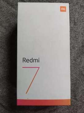 Vendo Redmi 7 come blue