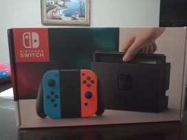 Vendo Nintendo Switch poco uso