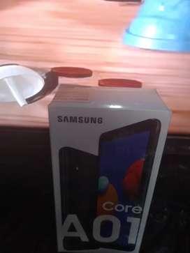 Samsung A01 Core - Nuevos Sellados