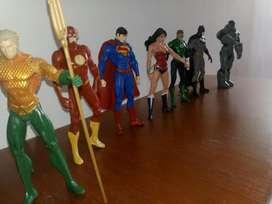 Liga D La Justicia X7 Articulados