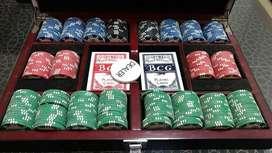 Set de Poker de Lujo Bycicle